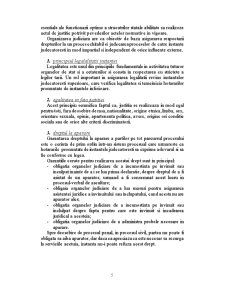 Organizarea justitiei - Pagina 5