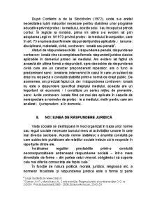 Raspunderea juridica in dreptul mediului - Pagina 3