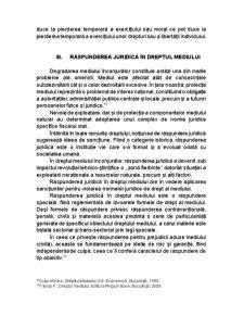 Raspunderea juridica in dreptul mediului - Pagina 5