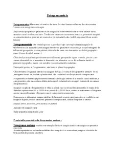 Fotogrammetrie - Pagina 1