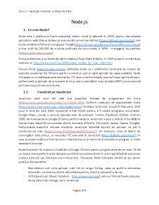 Cursuri AIBD - Pagina 1
