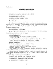 Bloc de locuinte cu D+P+3E+M si imprejmuire - Pagina 1