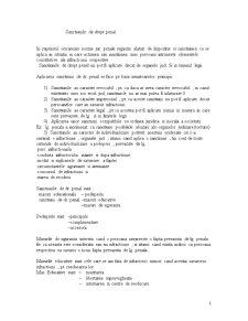 Sanctiunile de Drept Penal - Pagina 1