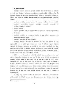 Instituții financiare nebancare și locul lor în sistemul financiar european - Pagina 3