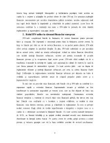 Instituții financiare nebancare și locul lor în sistemul financiar european - Pagina 4