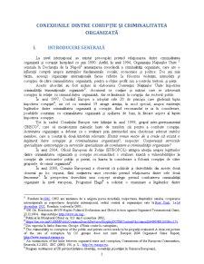 Combaterea criminalității organizate - Pagina 2