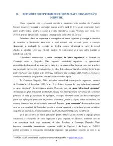 Combaterea criminalității organizate - Pagina 4