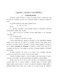 Analiza volumetrica prin reactii cu form de combinatii complexe - Pagina 5