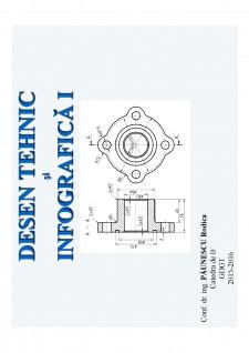 Desen tehnic și infografică I - Pagina 1