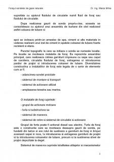 Forajul sondelor de gaze naturale - Pagina 2