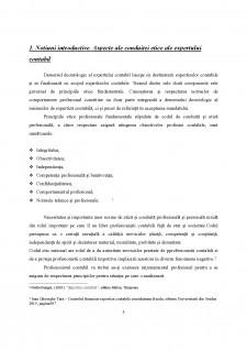 Codul de conduita etica al profesionistilor contabili - Pagina 3