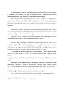 Codul de conduita etica al profesionistilor contabili - Pagina 4
