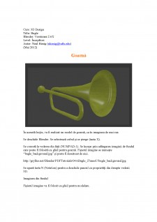 3D Design - Bugle - Pagina 1