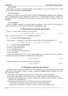 Calcul numeric - Pagina 2