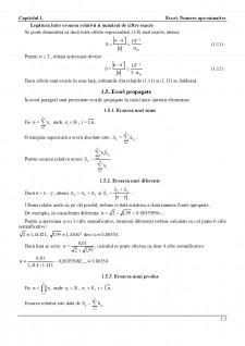 Calcul numeric - Pagina 3