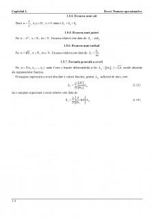 Calcul numeric - Pagina 4
