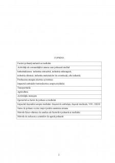 Factori poluanți ai mediului - Pagina 2
