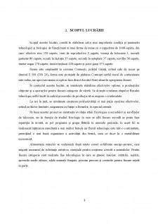 Proiectarea ferma ingrasare suine 200 capete - Pagina 3