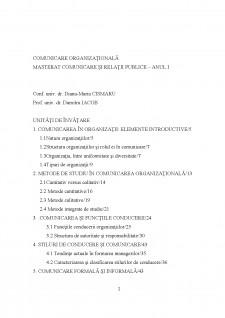 Comunicare organizațională - Pagina 2