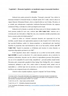 Tranzactii hoteliere - Pagina 2