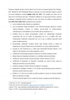 Tranzactii hoteliere - Pagina 3