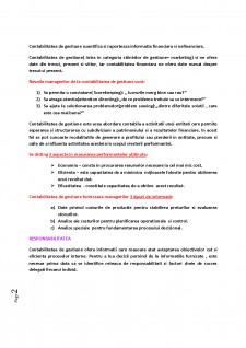 Contabilitate de gestiune avansata - Pagina 2