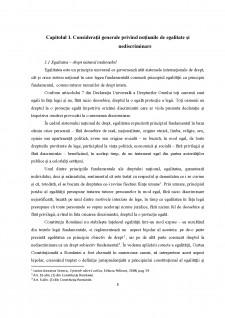 Egalitatea de tratament și principiul nondiscriminarii în dreptul muncii - Pagina 3