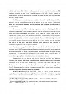 Egalitatea de tratament și principiul nondiscriminarii în dreptul muncii - Pagina 4