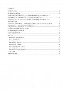 Creșterea suinelor - Pagina 2