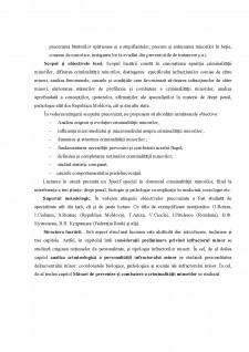 Personalitatea infractorului minor - Pagina 3