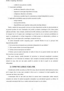 Introducere în mobile computing - Pagina 2
