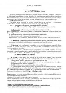 Subiecte psihiatrie - Pagina 1