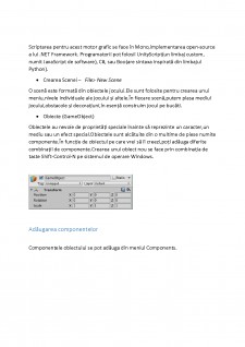 Crearea unui joc 3D - Pagina 4