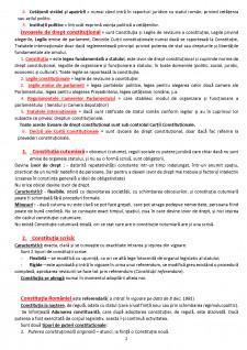 Drept constituțional și instituții politice - Pagina 2