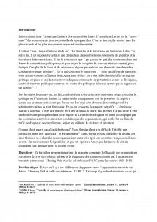 Organisations terroristes dans Perou et Colombie - Pendant les annees 2005-2010 - Pagina 2