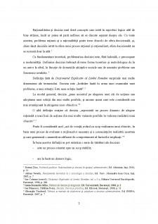 Raționalitate și decizie - Pagina 2