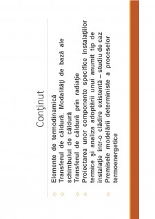 Termotehnica III - Suport curs - Pagina 2