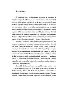Comunicare și Rezolvarea Conflictelor - Pagina 3