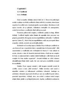 Comunicare și Rezolvarea Conflictelor - Pagina 5