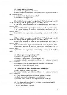 Test grila - Contabilitate - Pagina 5