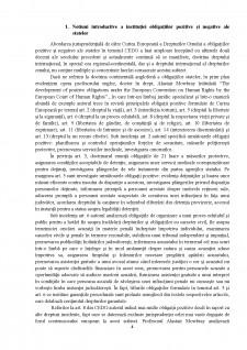 Obligații pozitive - Pagina 2