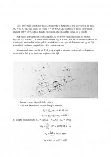 Construcția și calculul sistemelor de control al mișcării autovehiculelor - Pagina 2