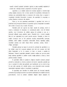 Agricultura Ramură a Producției Materiale - Pagina 5