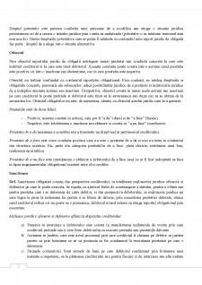Teoria generala a obligatiilor - Pagina 2