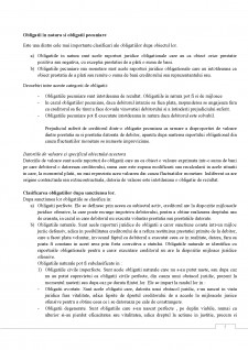 Teoria generala a obligatiilor - Pagina 5