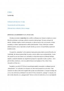 Comunicare organizationala - Pagina 1