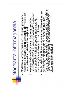 Proiectare baza de date relationare - Pagina 2