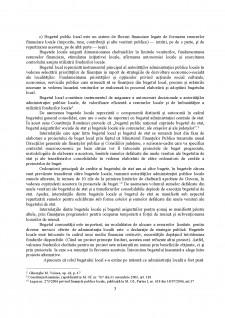Bugetul local și procesul bugetar local - Pagina 3
