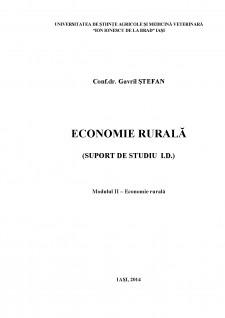Economie rurală - Pagina 1
