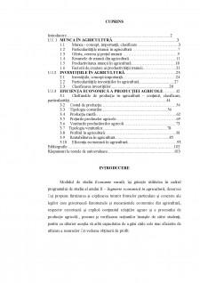 Economie rurală - Pagina 2